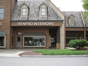 Renfro Interiors showroom located in Franklin Square and services East Tennessee, West Knoxville and Farragut areas with the highest quality furnature and custom furnishings