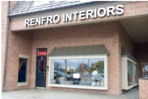 Renfro Interiors Inc. Furniture Store & Interior Designers in Knoxville Tn have been successfully serving the southeast with the finest quality furniture for over 30 years. Doug & Erin Renfro have became 2 of Knoxville's premier designers. Both are members of the American Society of Interior Designers (ASID) and over the years have received many national awards & recognition. With over 5 thousand square feet of breathtaking rooms you will find some of the world's leading furniture manufactures, such as Henredon & Maitland-Smith, just to name a few. Kn